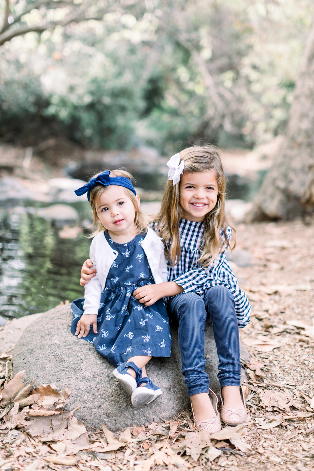 Newport Beach Holiday Mini-Sessions- Environmental Nature Center
