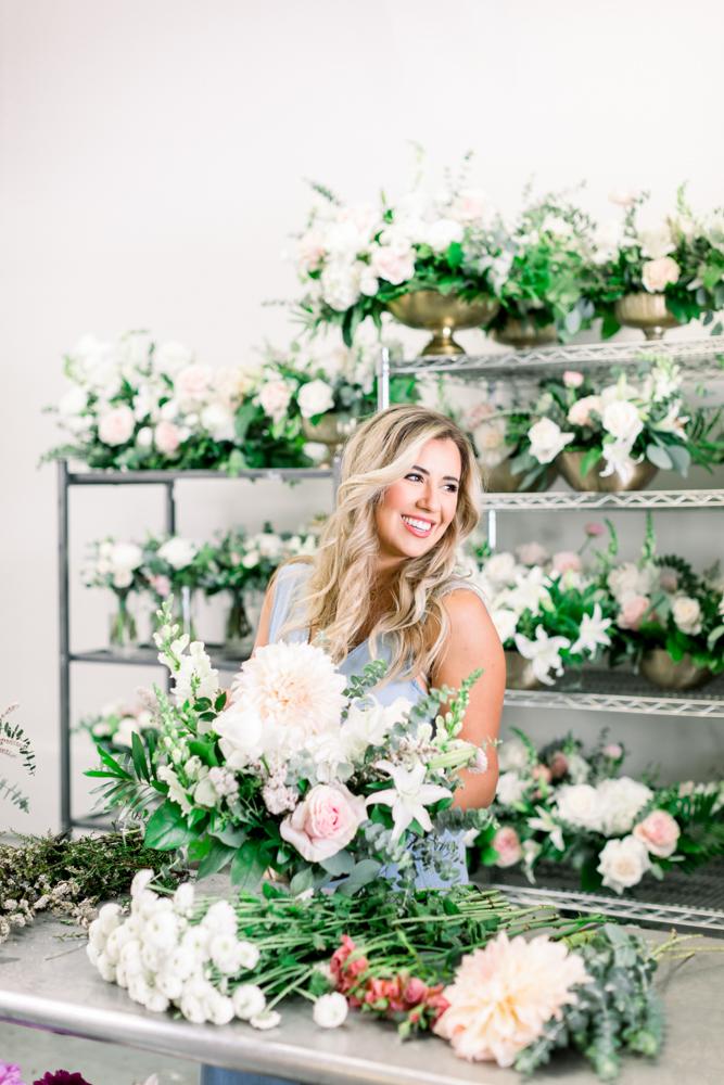 Penelope Pots Floral design -