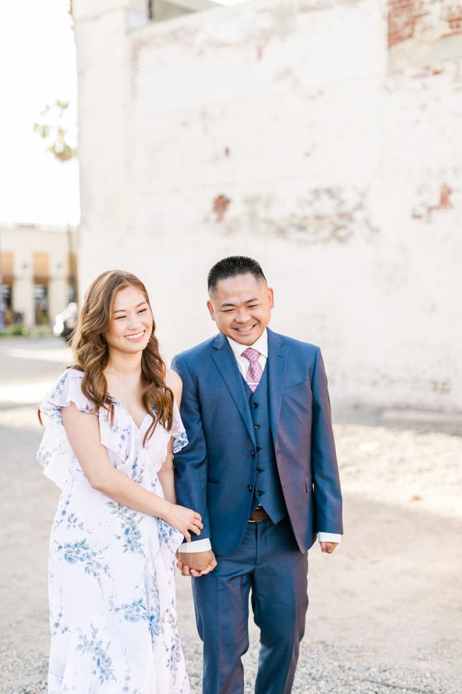 Long Beach Engagement Photos