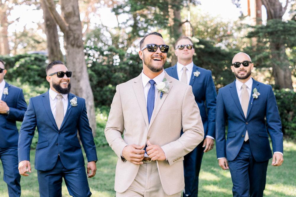 Cypress Sea Cove Malibu Wedding