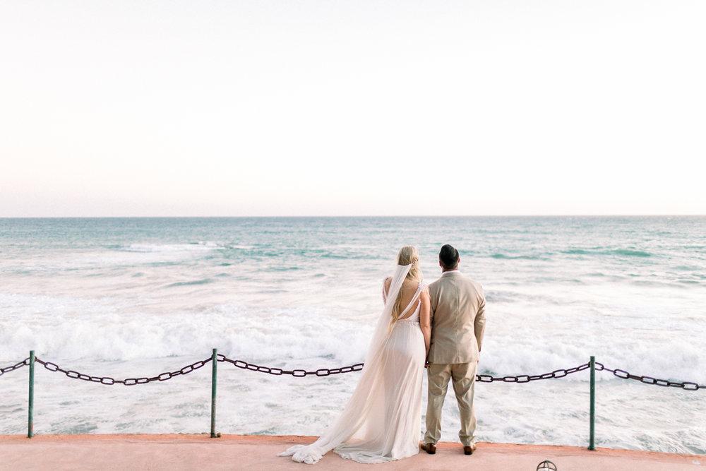 Malibu Wedding at Cypress Sea Cove