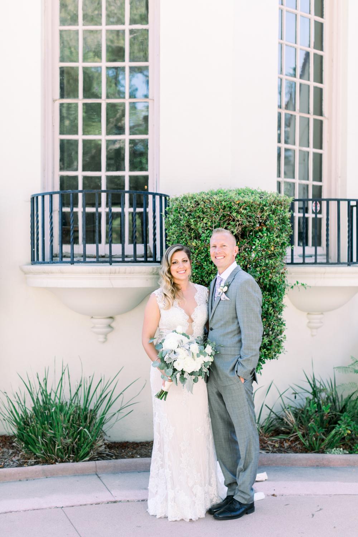 Fullerton Wedding at Muckenthaler Mansion
