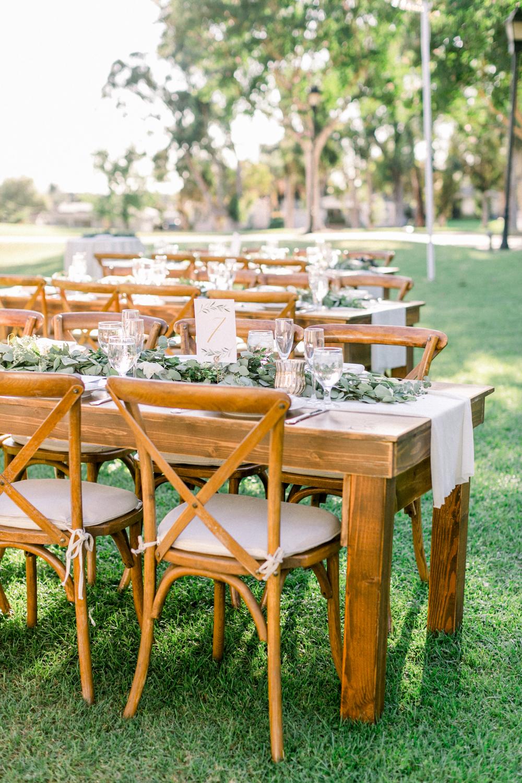 Muckenthaler Mansion Wedding - Fullerton