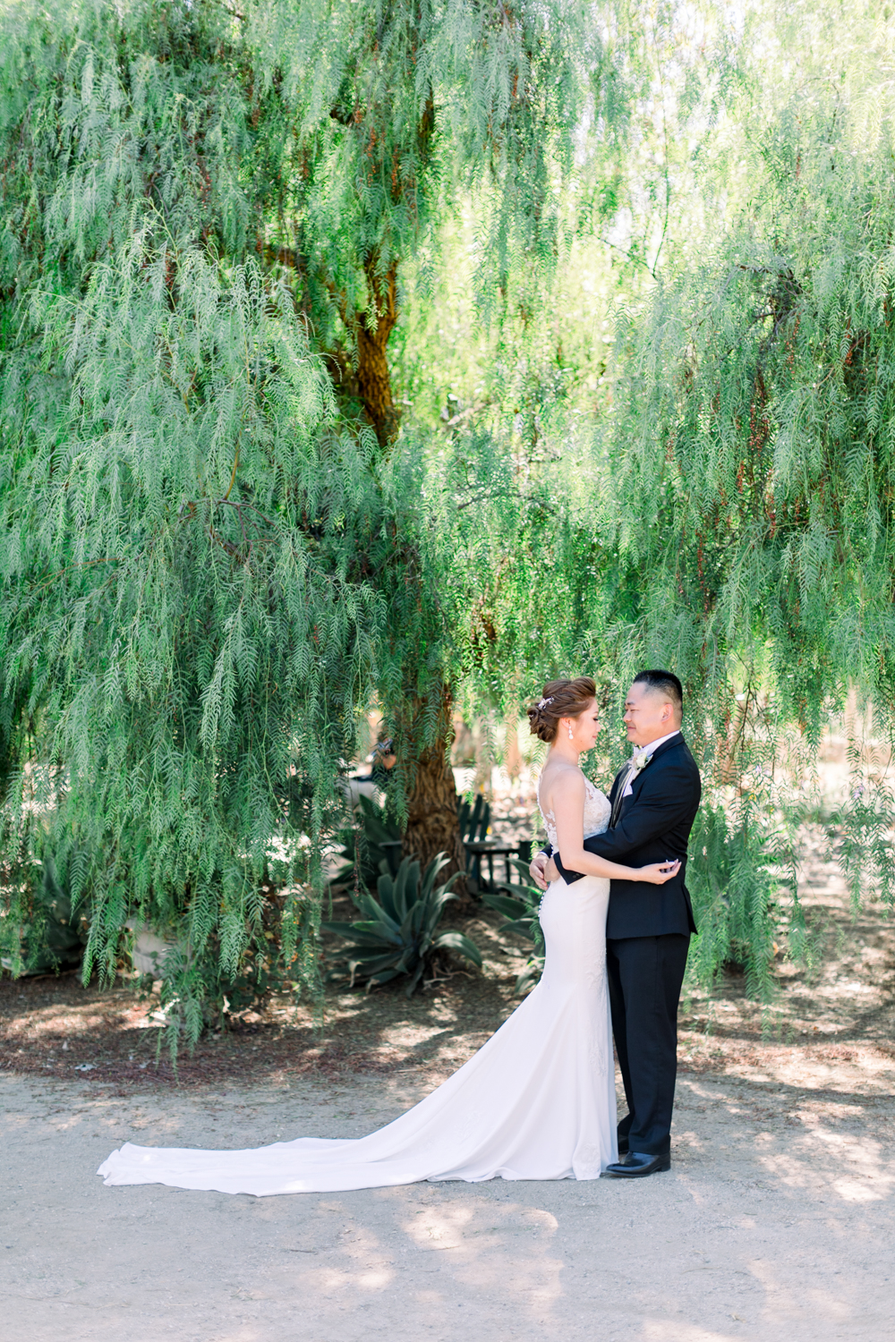 Pasadena Wedding - Arlington Gardens