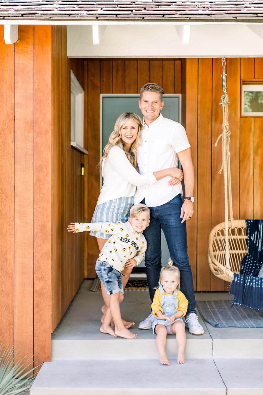 Lindye Galloway Family Photos - Orange County