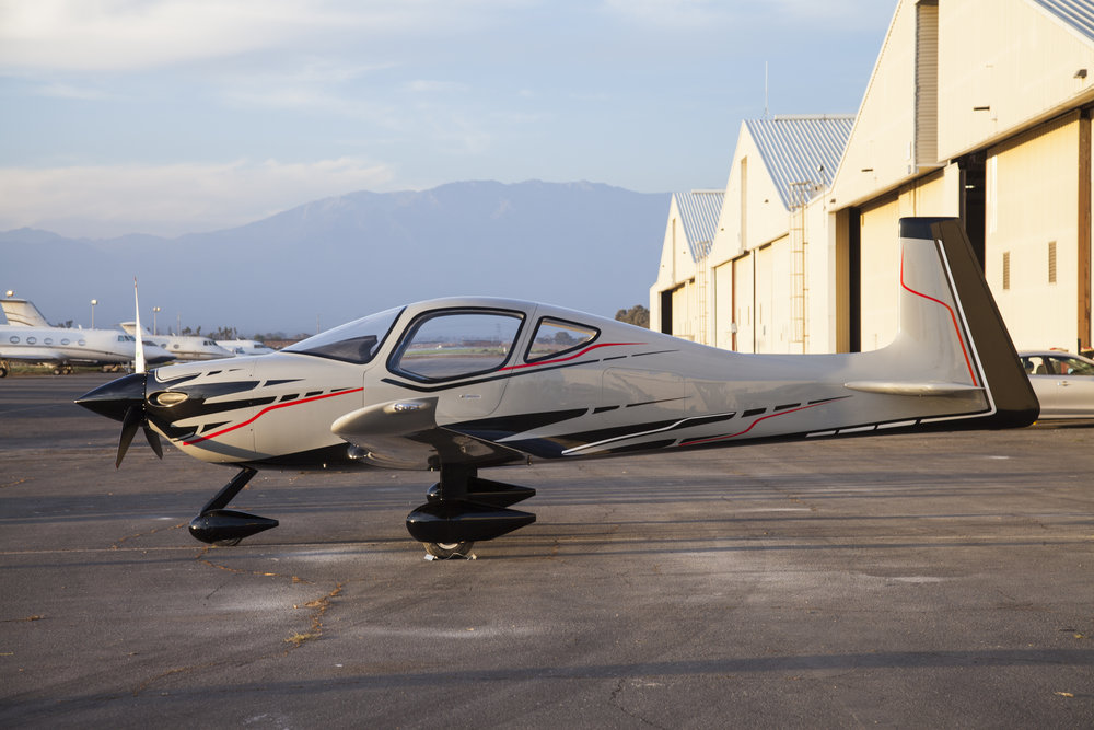 Mooney M10 - LEARN MORE >