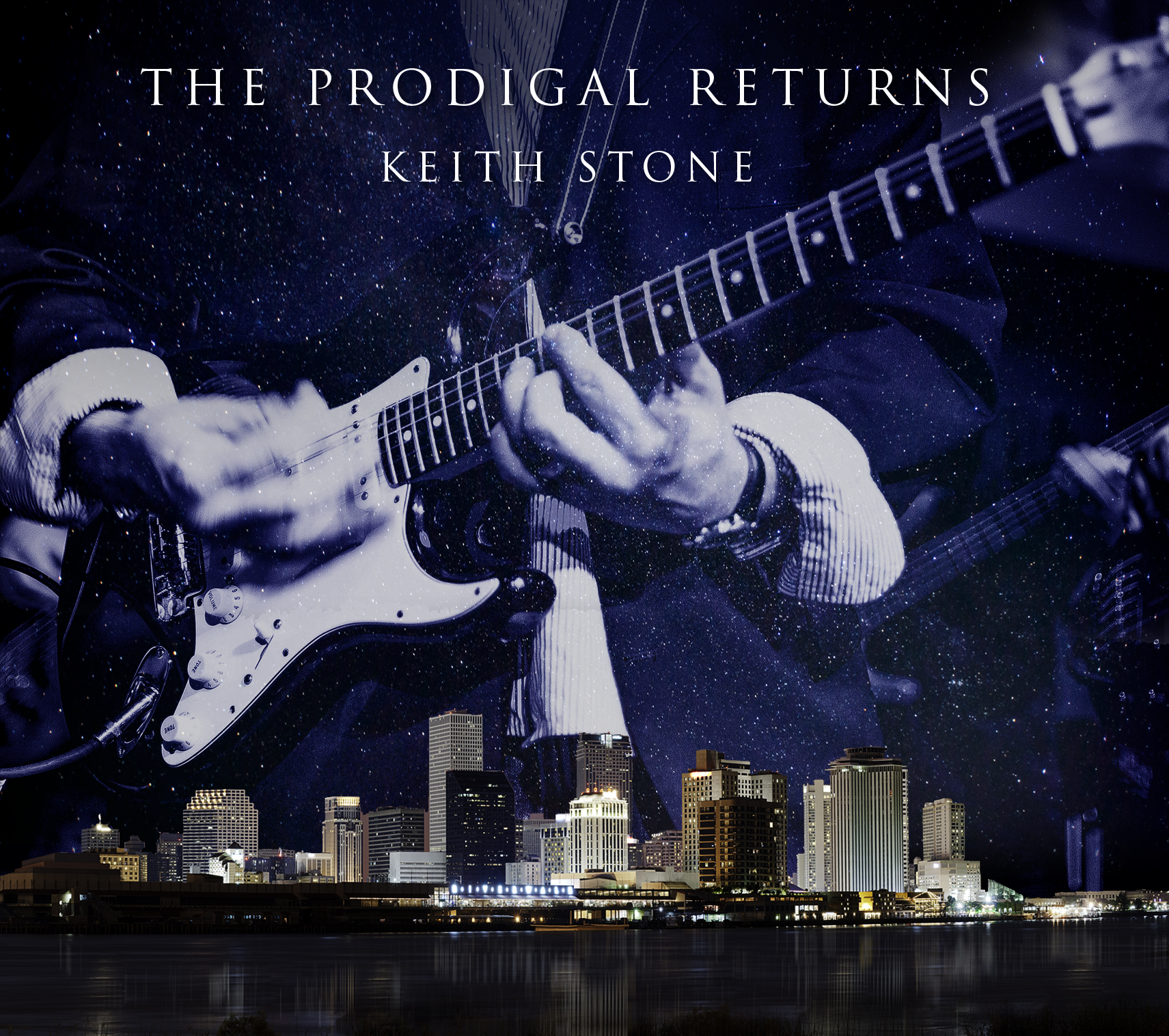 Keith Stone: The Prodigal Returns (MP3 DOWNLOAD) — keithstonemusic com