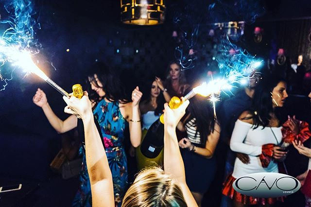✨Let's pop off the weekend at Cavo! 🥂Happy hour from 3:30-8 PM 🎶 DJ starts at 8 PM  SEE YOU THERE!