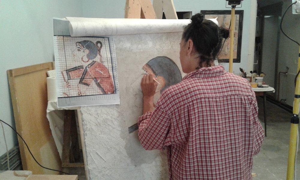 Fresco Course Sardinia