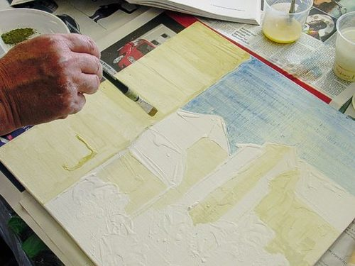 Egg Tempera Courses