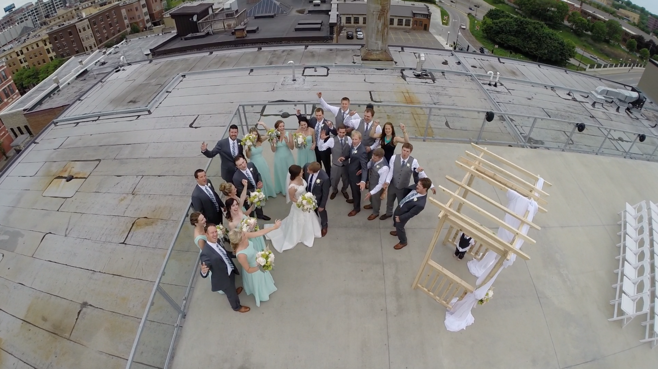 Drone-Wedding-Video-St.Paul-Minnesota