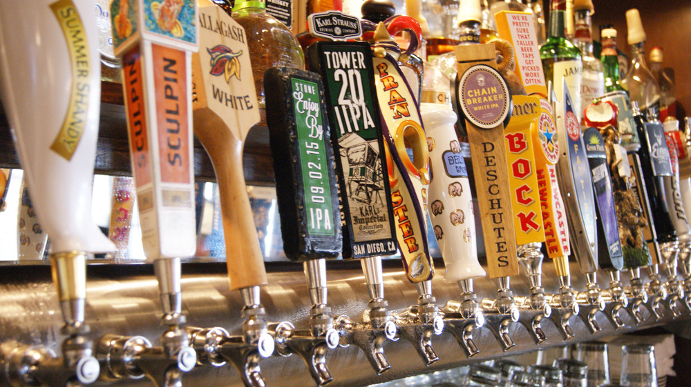 CHECK OUT OUR BEERS ON TAP