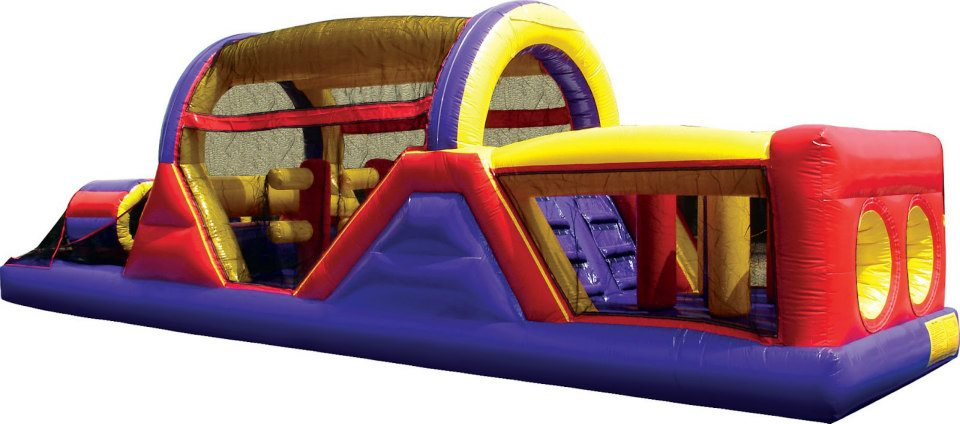 40' Obstacle Course                                                                                  $350
