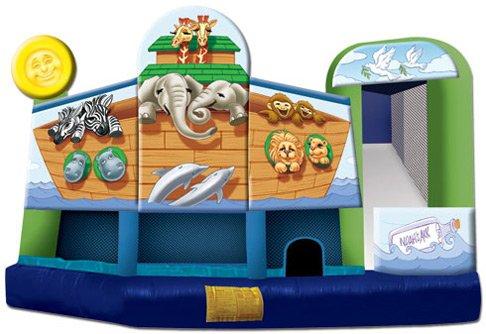 18'x19'x15' Noah's Ark 5 in 1                                 $290