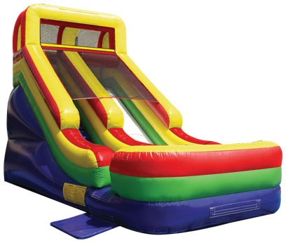 18' Big Slide                                  $325