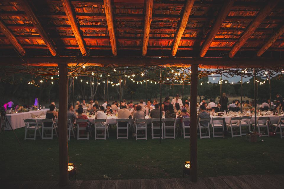Dinner Under the Stars at The Epicurean Emu Bottom