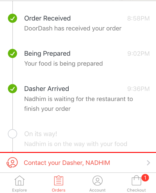 DoorDash Launches in Columbus —