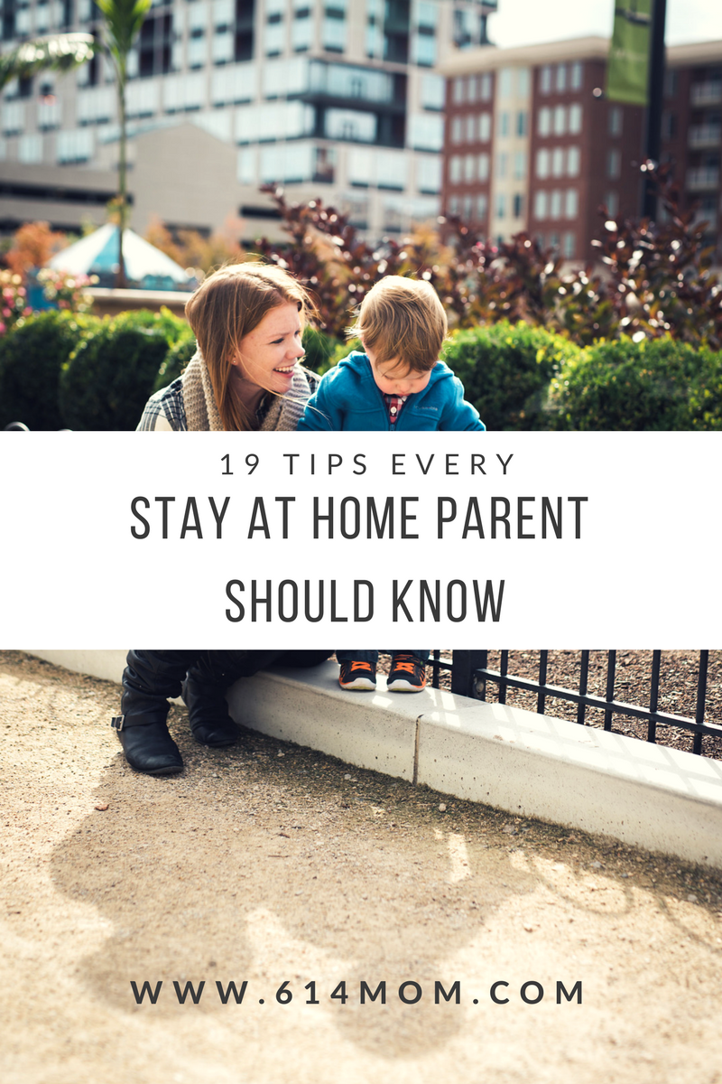 19 Tips Every SAHP Should Know - Being a Stay-At-Home-Parent has a lot of fun perks but it is also a challenge.  I've partnered with Krista from Evolve Capital to share 19 tips every stay at home parent should know.  Krista is a certified financial planner who has a passion for working with young families.  She enjoys finding products and solutions for you and your family.  Krista prides herself on offering products tailored to your needs, avoiding high minimums and one size fits all products.