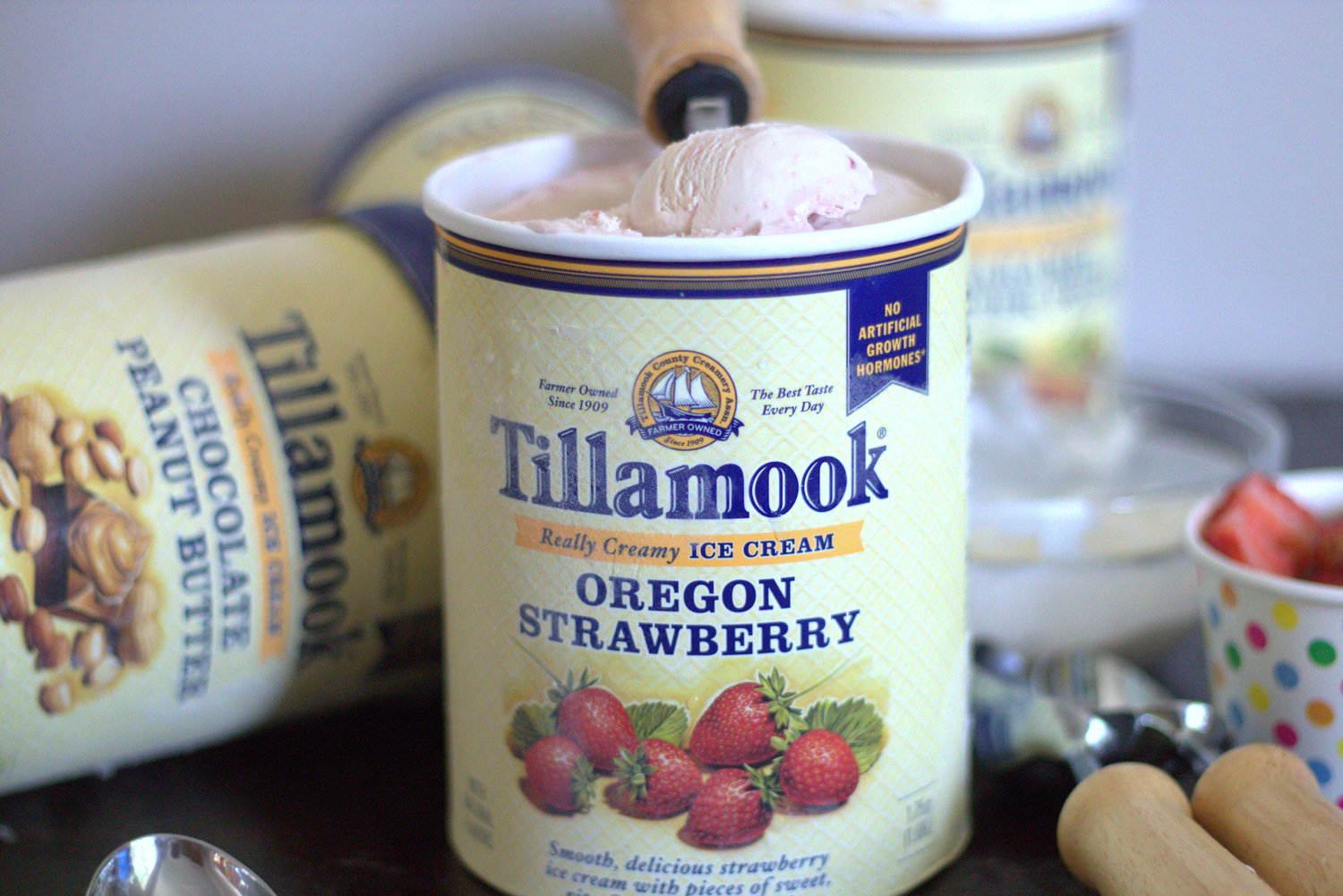 5 Tips For The Perfect Ice Cream Social With Tillamook