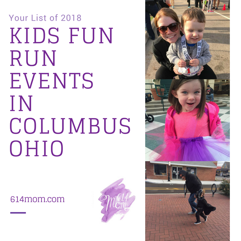 Kids Fun Run Columbus
