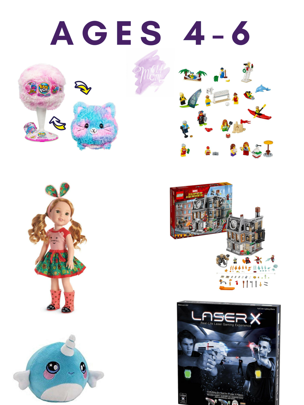 gift guide ages 4-6