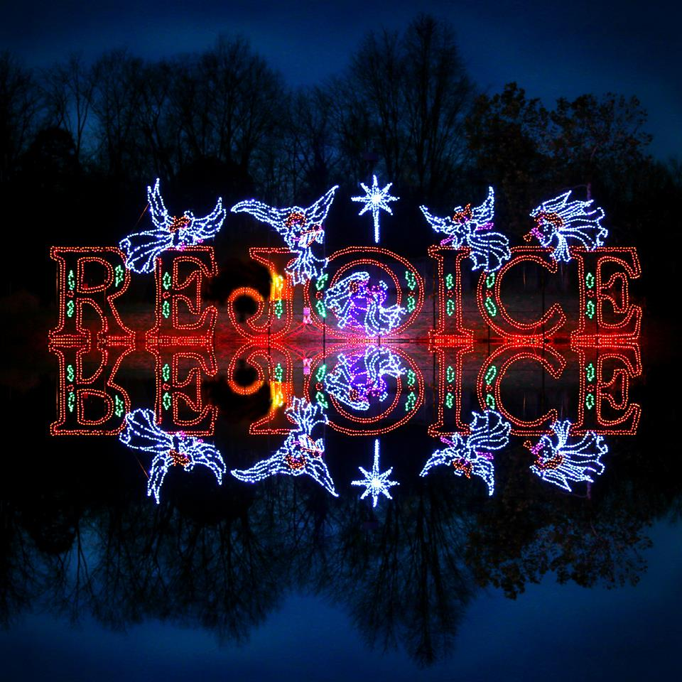 Photo Source: Butch Bando's Fantasy of Lights Facebook Page