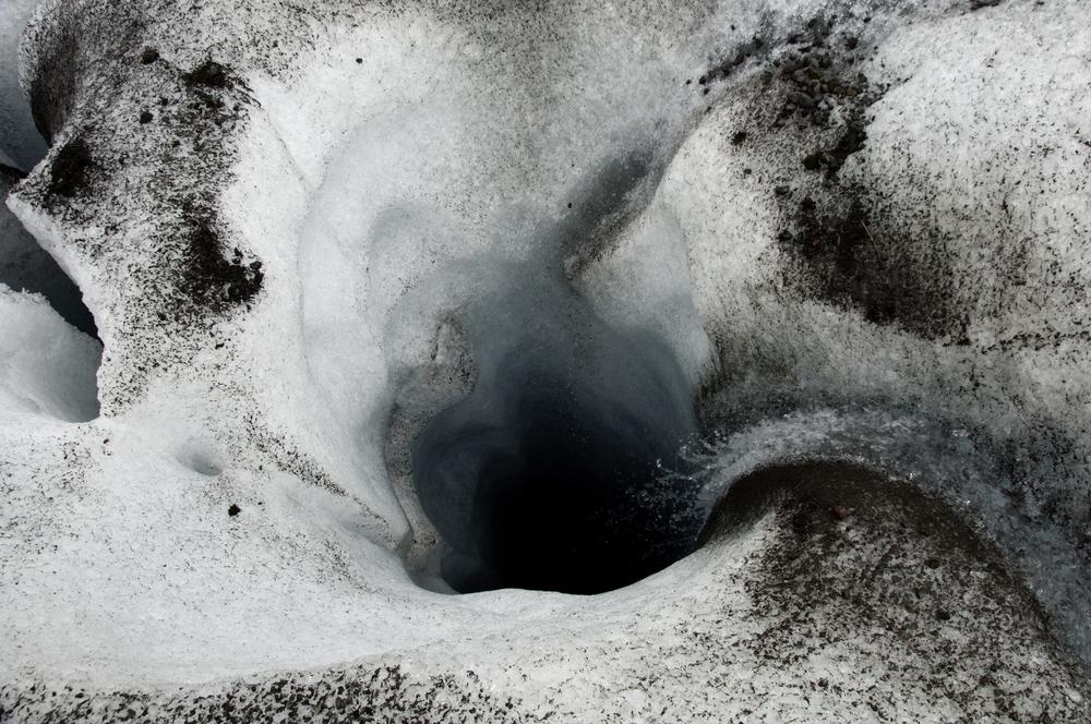 Glacier Hole / Svinafellsjokull  2012-13