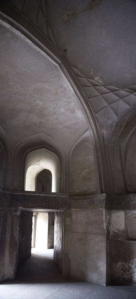 White Chamber - Agra Fort / Rajasthan