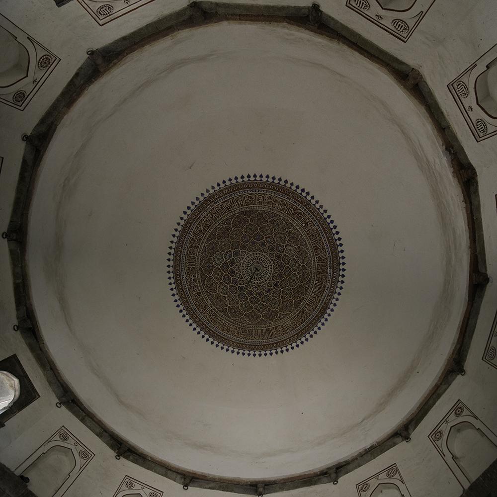 Dome / Humayun's Tomb   2015