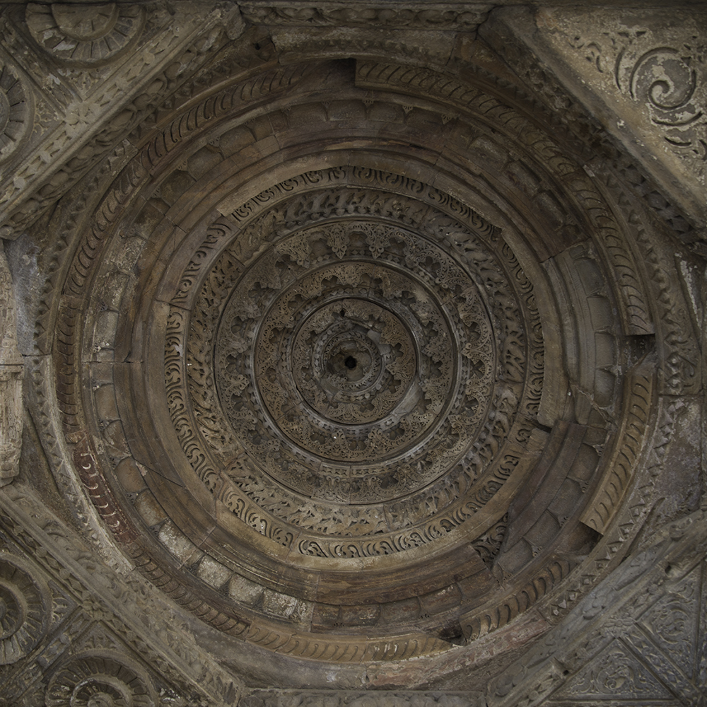 Dome / Mehrauli Archeolgical Park II   2015