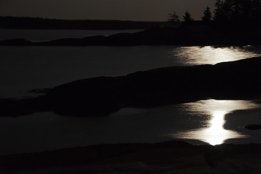 Moon Sliver  2009-11
