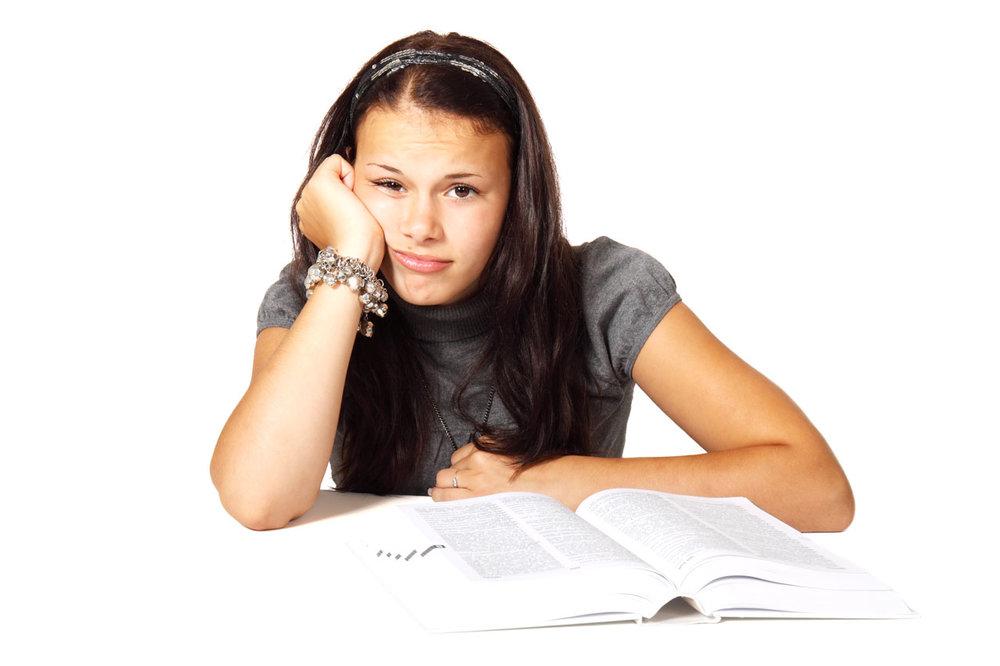 homework girl
