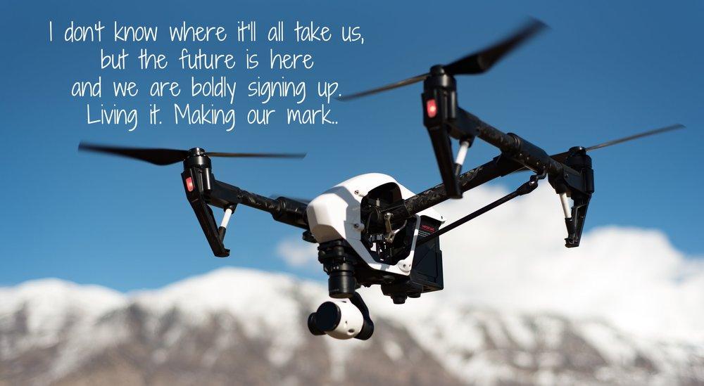 We Build Drones