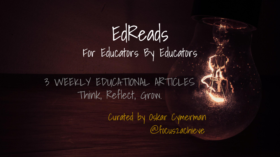 EdReads Weekly