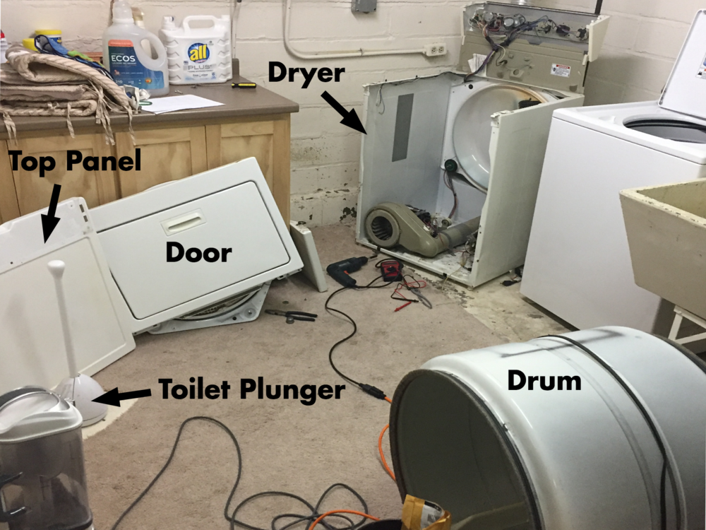 Small Wins Dryer