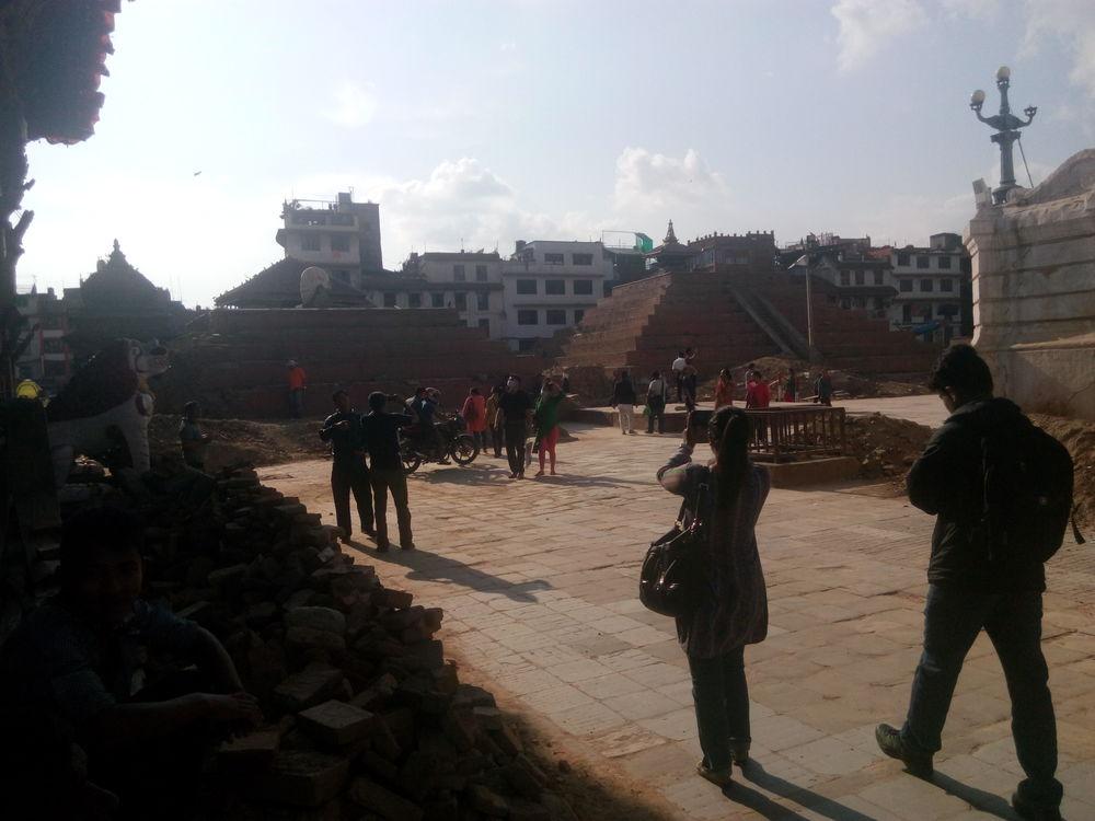 The Durbar Square