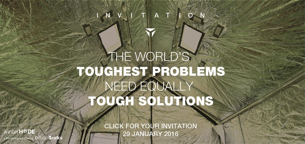 TOUGH SOLUTIONS, A PRODUCT LAUNCH 2016