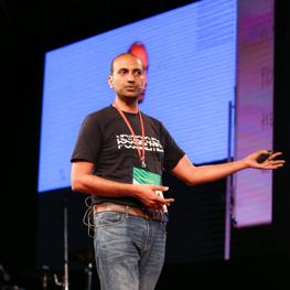 TEDx Pune, Sep 2017, India