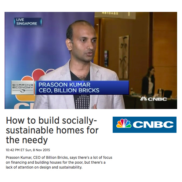 How to build socially-sustainable homes for the needy