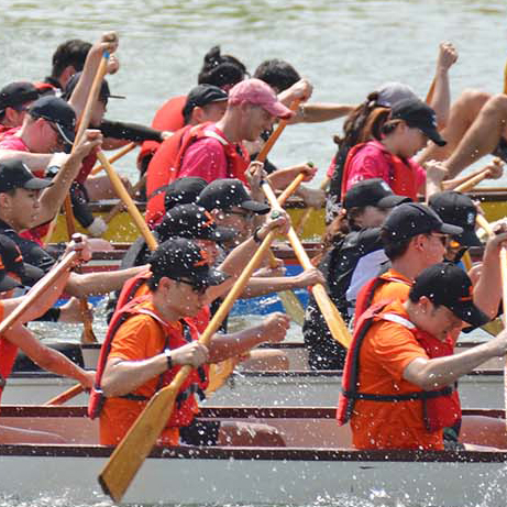 MTM Solutions is fundraising for billionBricks as part of its annual DragonBoat race.