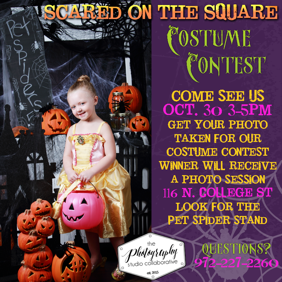 scared on the square