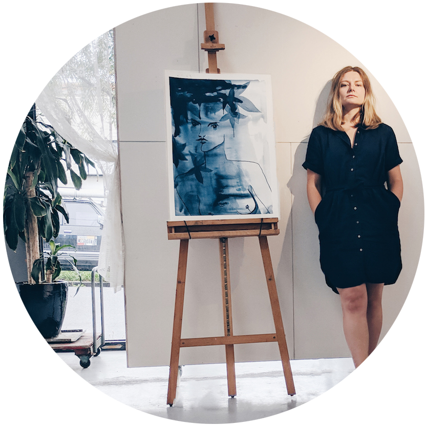 Hello, I'm Lyndsey, your local artist and designer. - Everyday, I paint and design from a lovely studio in Preston, Melbourne in Australia. Nothing makes me happier than creating joyful paintings and designs for you to adorn your walls and homes with.✔ You will love the free delivery and 100% satisfaction guarantee on all my prints and gifts.✔ Businesses love the diligence and pride I put into my client work.✔ My art will bring joy to your walls. See for yourself.
