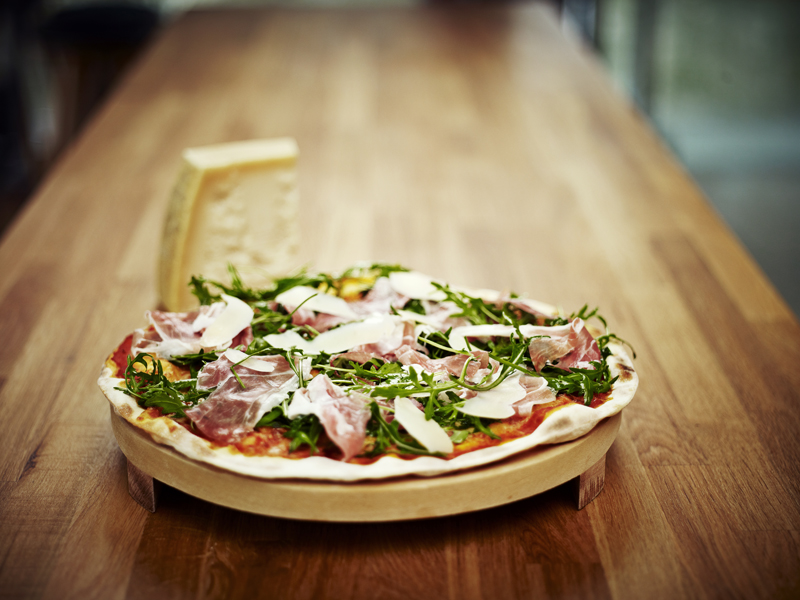 Best pizza in Singapore | Cafe Melba at Goodman Arts Centre