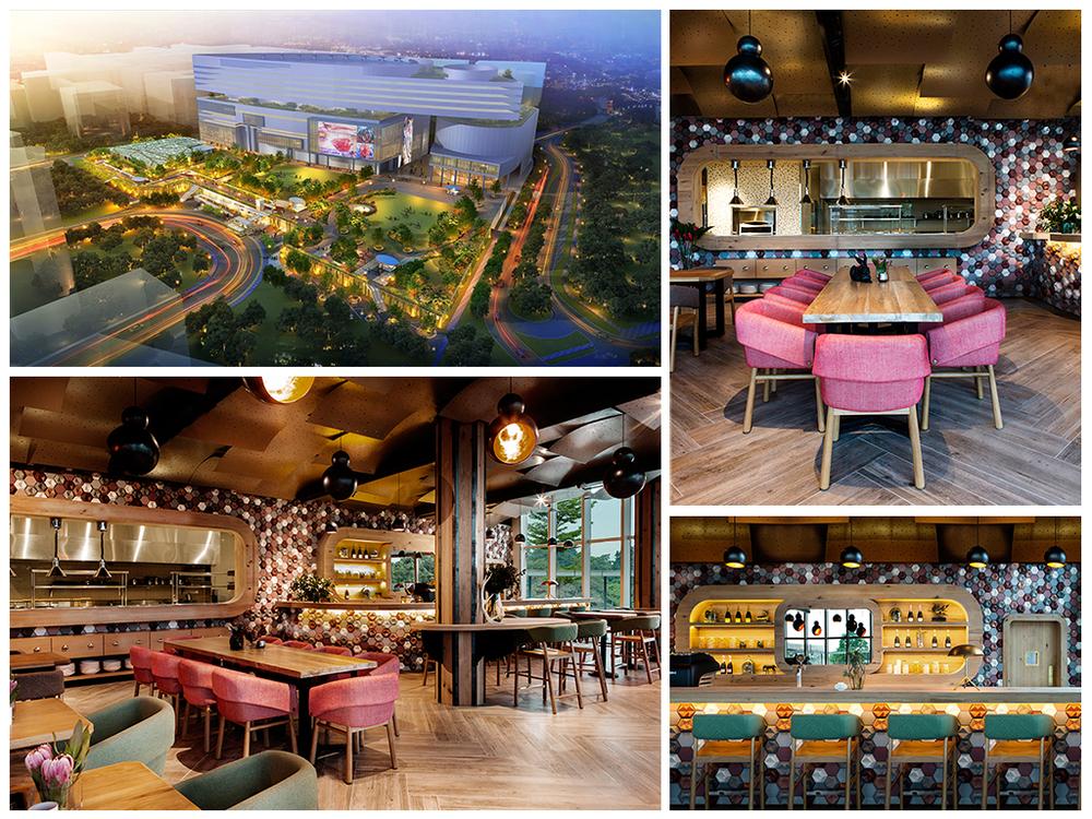 Cafe Melba at Mediapolis - Now Open!