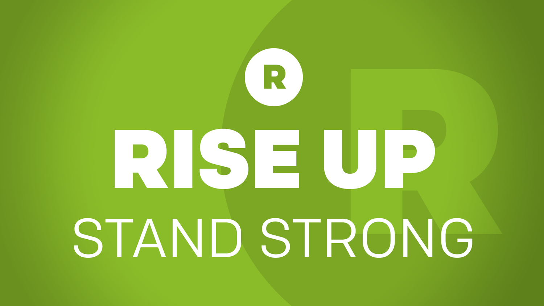 Stand Strong — Rise Church - Visalia