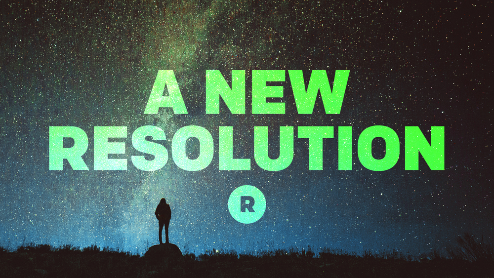 Visalia Church Sermon New Resolution