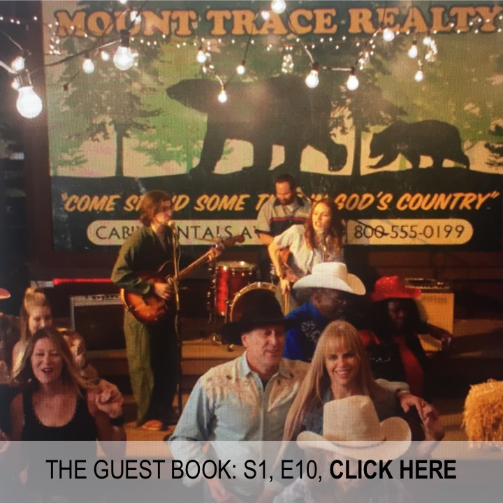 """The Guest Book"" Episode 10 country dancers on set"