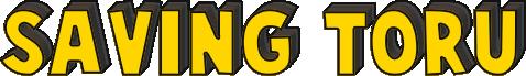 saving toru logo