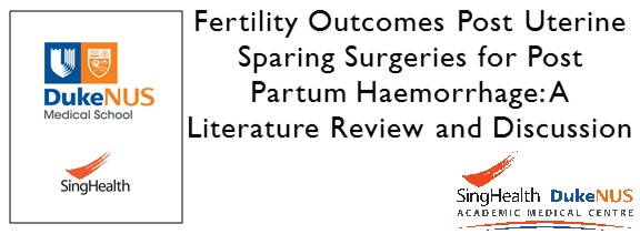 Fertility Outcomes POst Uterine Sparing Surgeries for Post Partum Haemorrhage.JPG