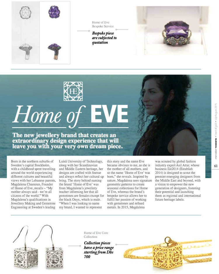 Executive Women July-August 2015